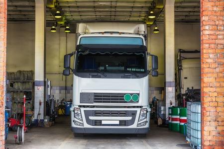 Poids lourds vendomois garage r paration for Garage poids lourds angers