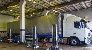 garage poids lourds Saint Ouen